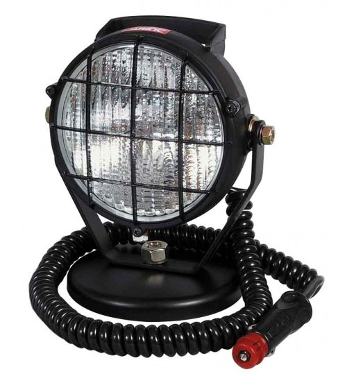 Worklamp with Grille and Magnetic Base  053855