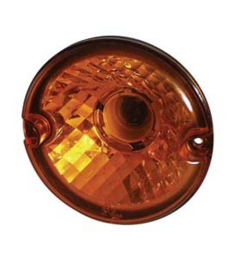Rear Indicator with Opticulated Reflector  076828