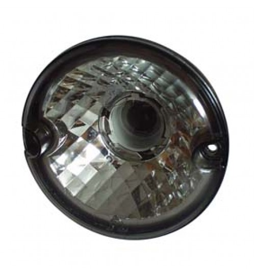 Reversing Lamp with Opticulated Reflector 076928