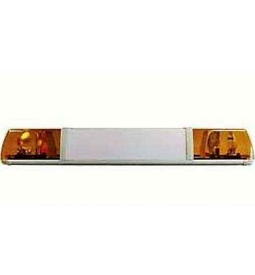 Rotating beacons and light bars amber 1m rotating beacon light bar 044310 aloadofball Gallery