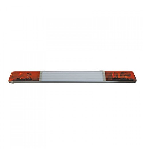 Amber 1.2M Rotating Beacon Light Bar 044312
