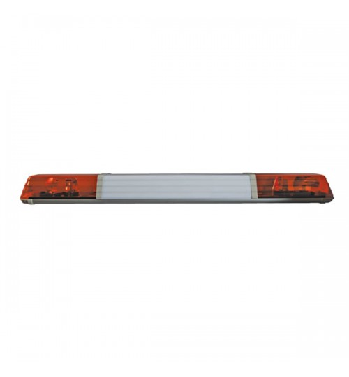 Amber 1.5M Rotating Beacon Light Bar 044315