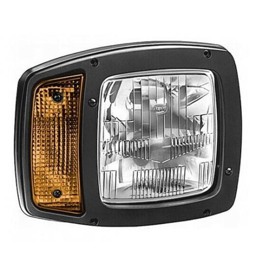 H7 H3  RH Headlamp with Indicator 1LA996074047