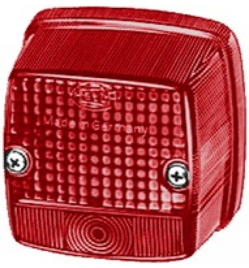 Square Stop and Tail Lamp 2SB003014151