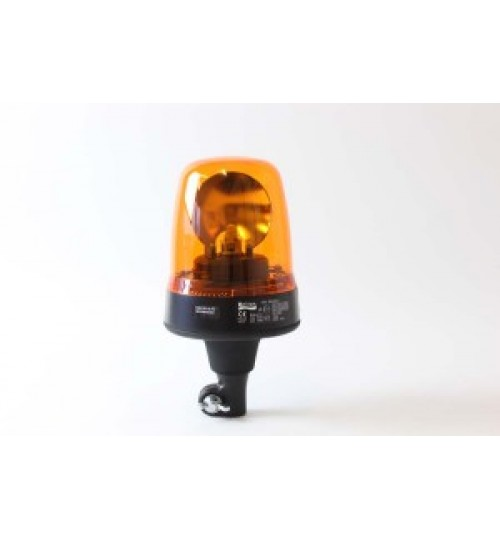 Flexi-DIN 12-24V Amber Rotating Beacon  395