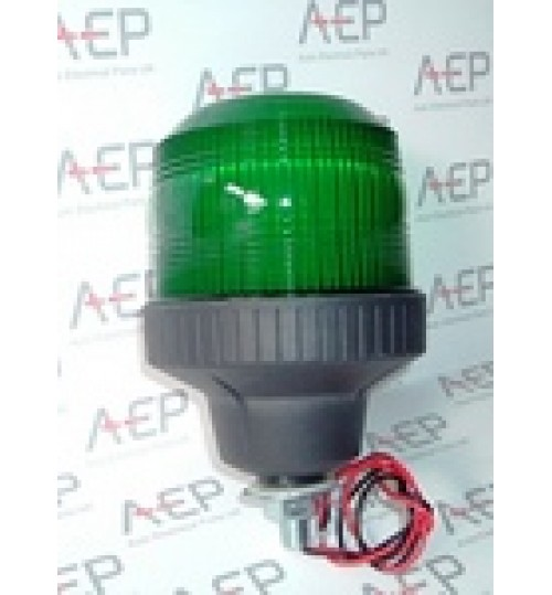 Green 8W Single Bolt Mount  Beacon SL40835
