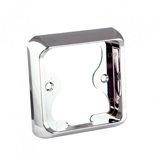 80 Series Chrome Single Bracket 80B1C