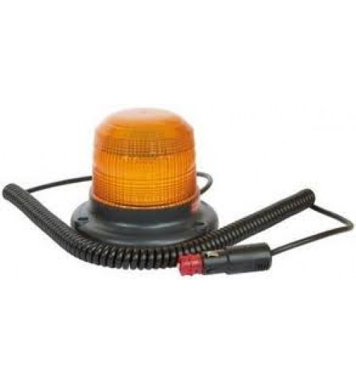 Amber  2W Magnetic Mount Xenon Beacon SL40221