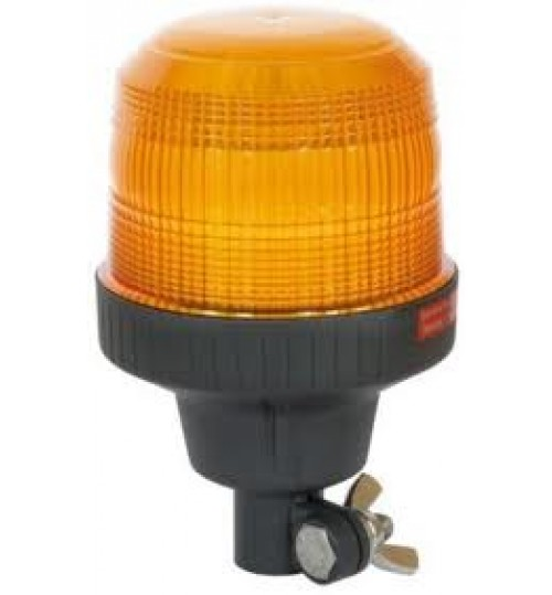 Amber 8W Pole Mount Xenon Beacon SL40841