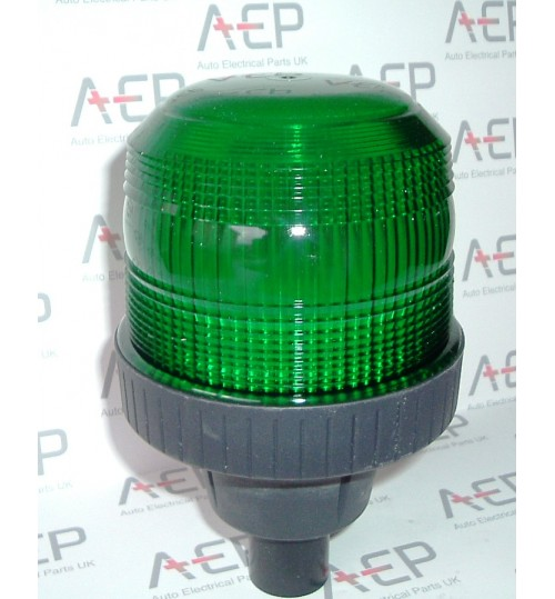 Green 8W Pole Mount Beacon SL40845