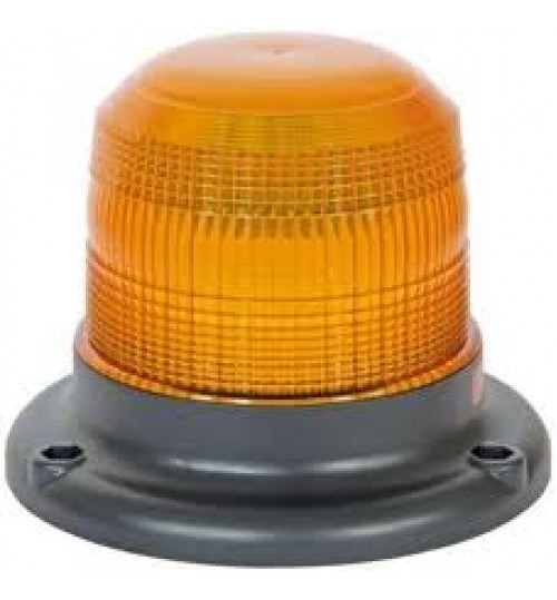 Amber 8W Xenon Beacon 3 Bolt Fixing SL40811