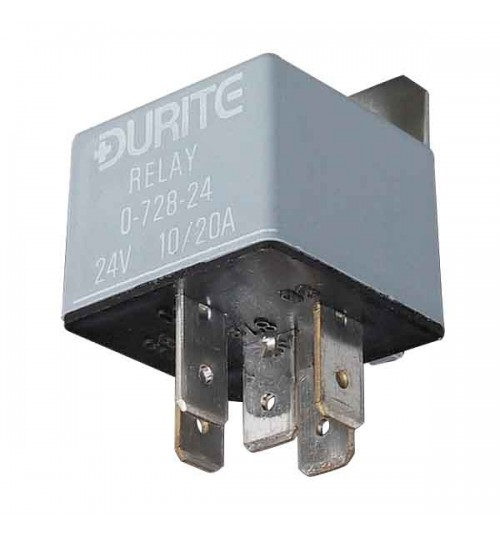 24V Mini Change-Over Relay  072824