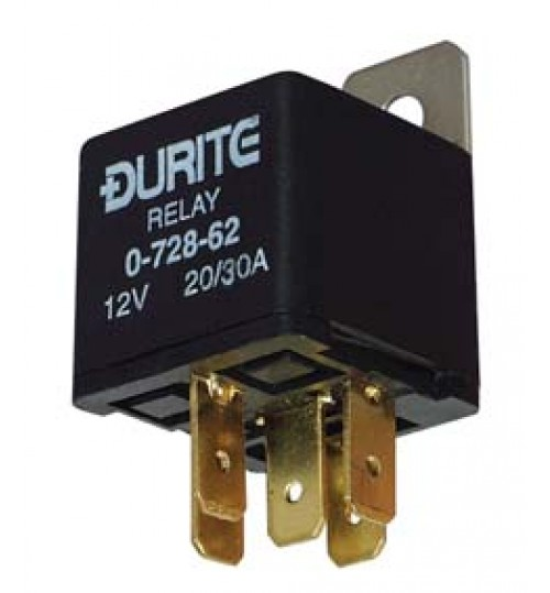 24V Mini Change-Over Relay A Type  072874