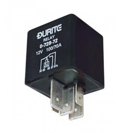 12V Extra HD Mini Change-Over Relay  072872