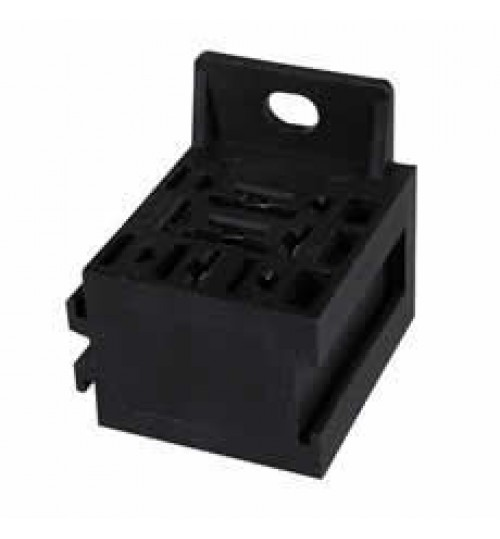 Bulkhead Socket for Flasher Units and Mini Relays  072900