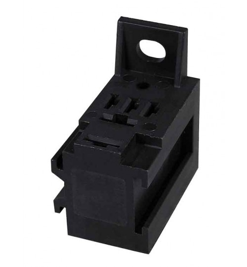 Bulkhead Socket for Micro Relays 072903