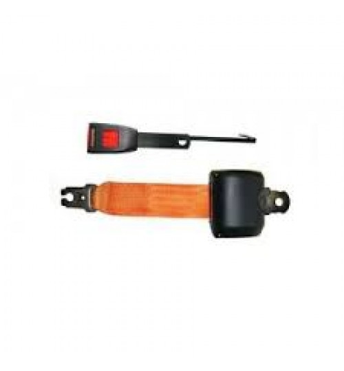 Orange Rectractable Seat Belt 2220/15ELOR