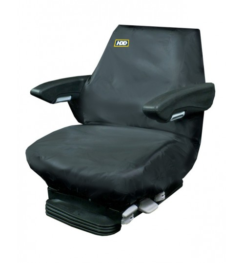 Black Large Tractor or Plant Seat Cover T2BLK331