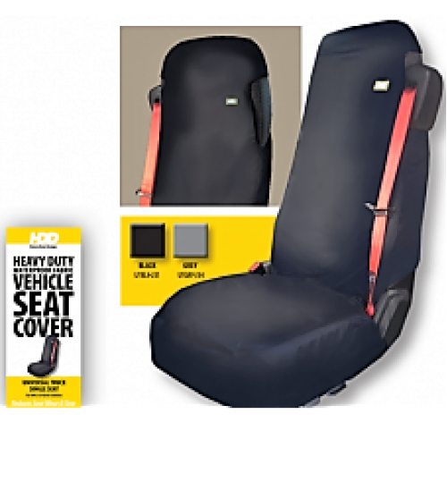 Black Universal Truck Seat Cover UTBLK231