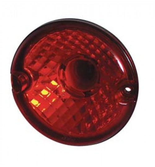 Stop and Tail Lamp with Opticulated Reflector 076728