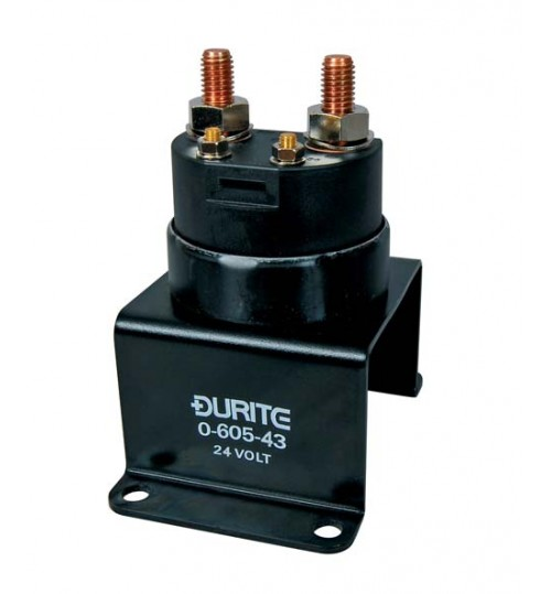 Battery Isolator 24V Single Pole with Auxiliary Circuit 060543