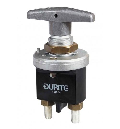 Battery Isolator with Fixed Handle   060560