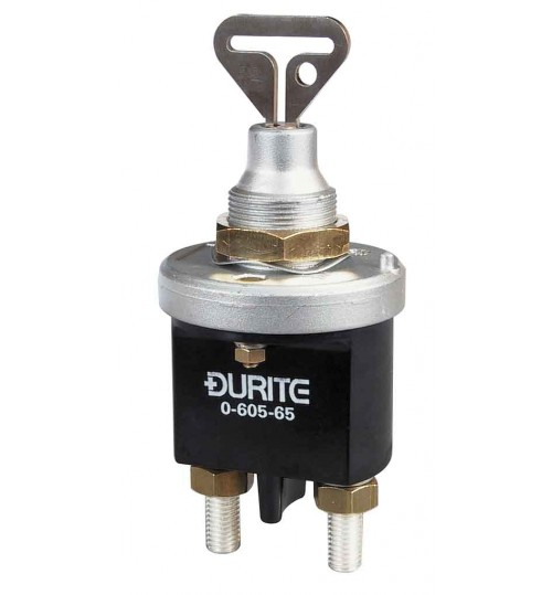 Battery Isolator in On or Off Position, 250 Amps  060565