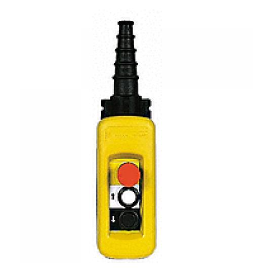 Multi Button IP65 3 Way Pendant Tail Lift Control  XACA2713