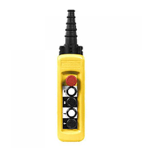 Multi Button IP65 5 WayTail Lift Control XACA4813