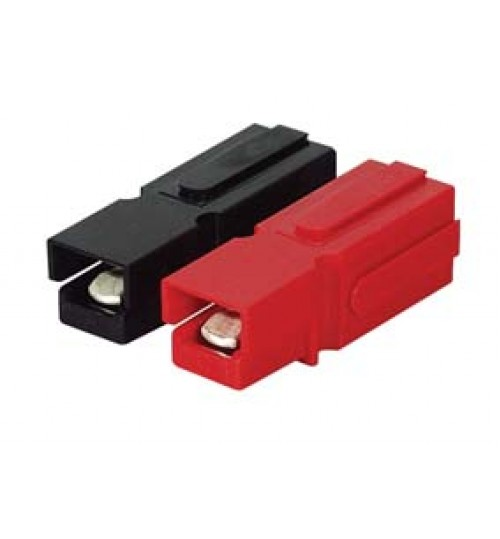 Black High Current 75 Amp Connector 001451
