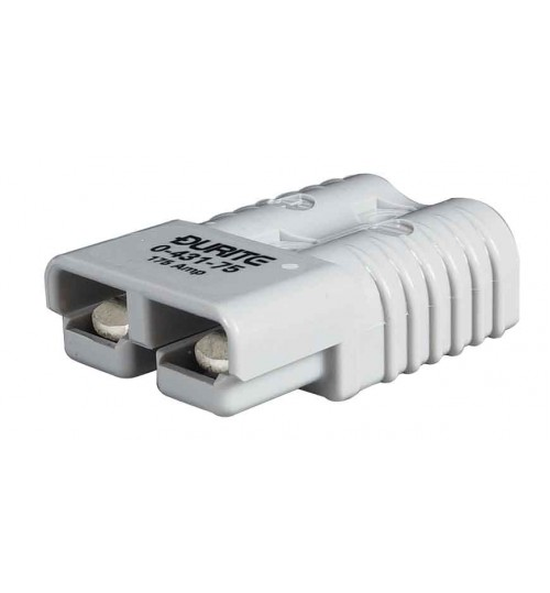 Grey High Current Connector 120 Amp 043120