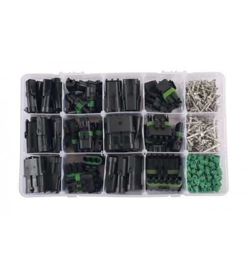 Assorted Dephi Connectors 37325