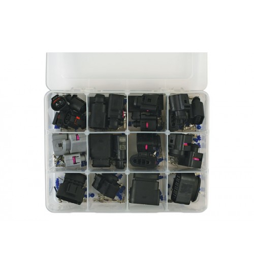 Assorted VW Electrical Connectors 3.5 series  37397