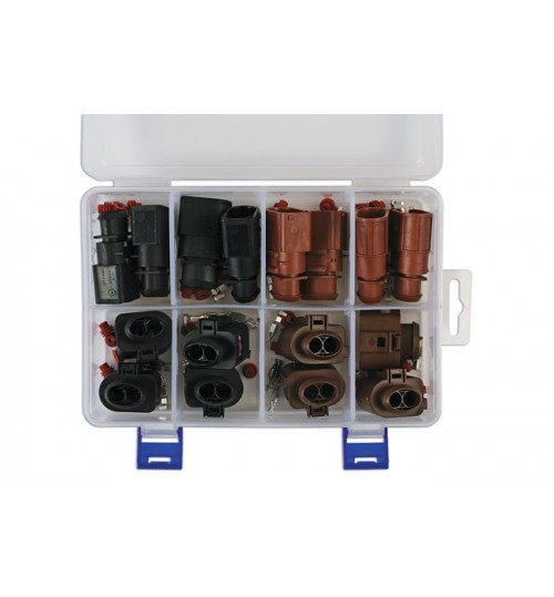 Assorted VW Electrical Connectors 6.3 series  37398