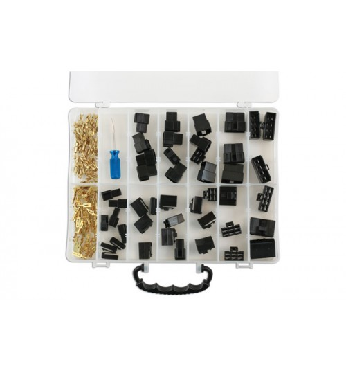 Assorted 250 Type Electrial Connectors 37400