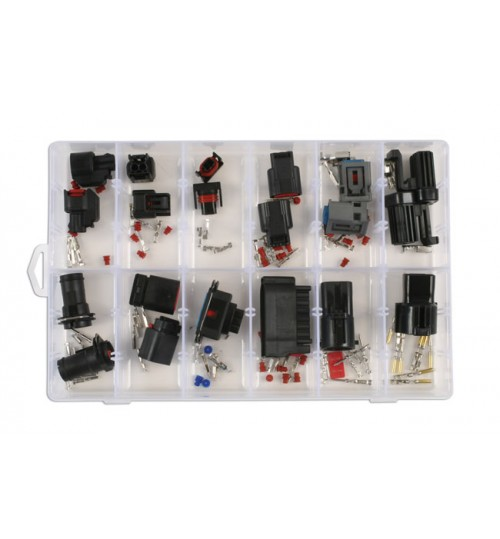 Assorted Ford Electrical Connector Kit 20pc 37413