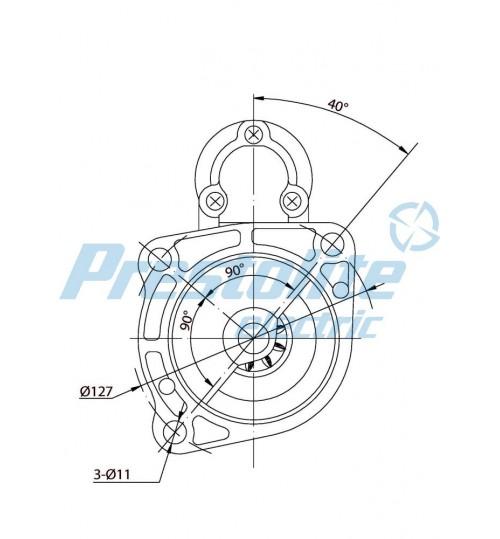 24v Starter Diagram