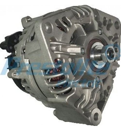 Compact Heavy Duty Alternator 24V 120A 861297
