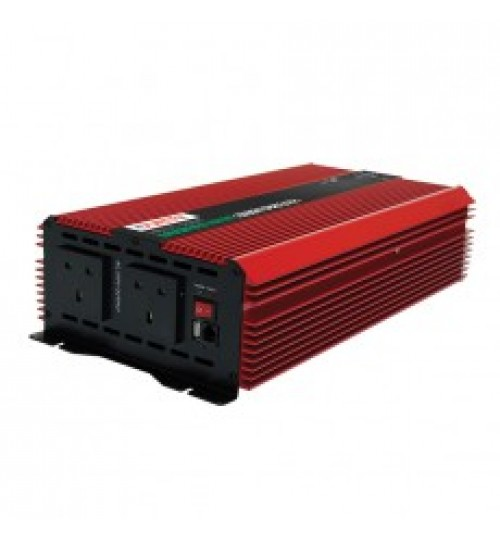 12V 2000W Compact Modified Wave Voltage Inverter 085626