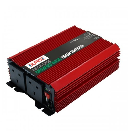 12V 1500W  Modified Wave Inverter 085625