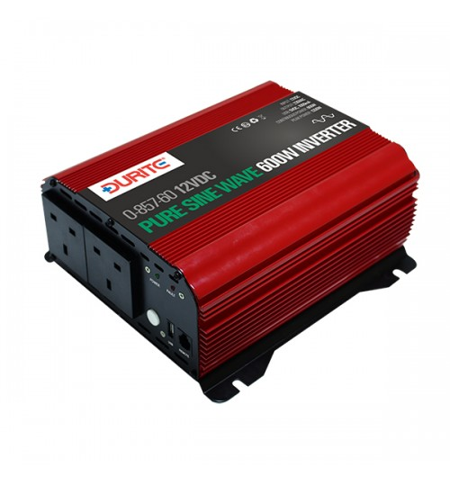 12V 600W Sine Wave Invertor 085760