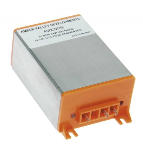 15A Continuous Load AVDCDC15