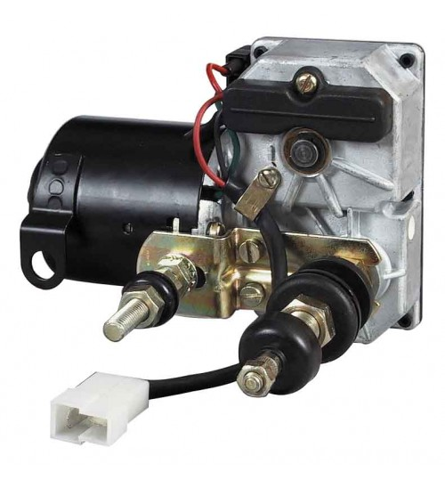 12V 58mm Switched Twin Shaft Motor 086610