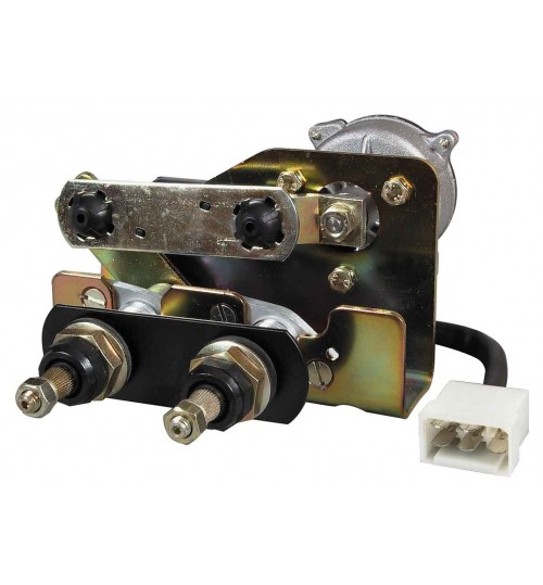 12V Unswitched  Twin Shaft Motor 086700