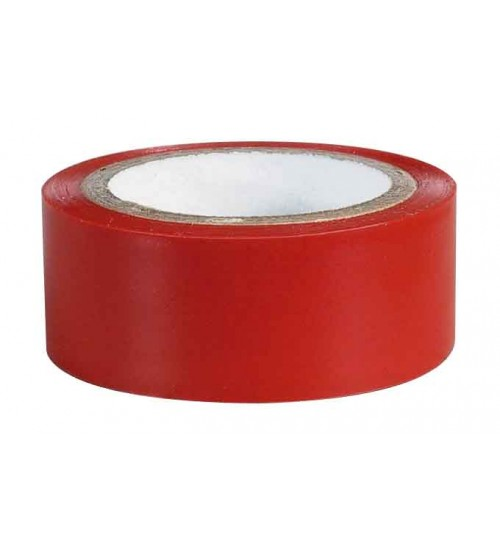 Black PVC Adhesive Tape Pack of 12 055701