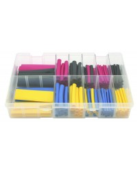 Assorted Box of Heat Shrink Tubing A02259