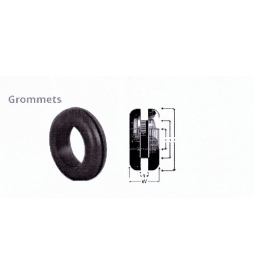 Wiring Grommets   044701