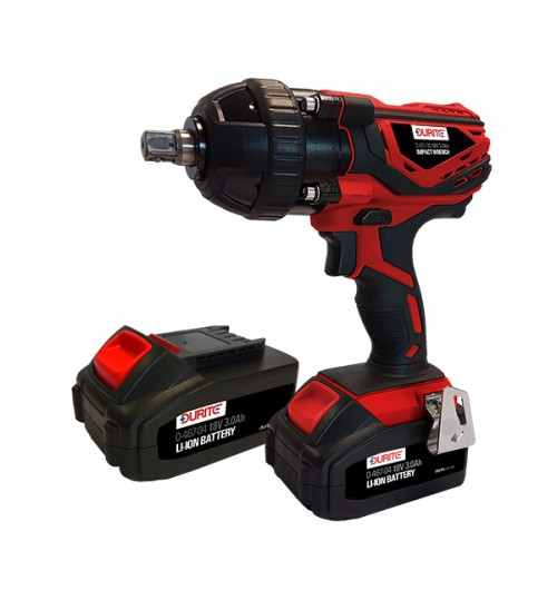 Cordless Impact Wrench 18V 3AH 046730
