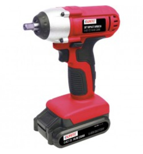 Cordless Impact Wrench 18V 2AH 046735