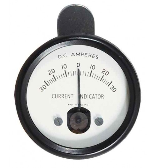 Induction Ammeter 30-0-30    053430